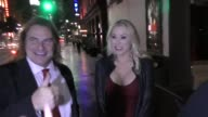Katie Morgan greets fans arriving to the AVN Awards Nomination Party at Avalon Nightclub on November 17 2016 in Hollywood California