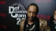 INTERVIEW Katt Williams on how Def Comedy Jam influenced his career impact on comedy why people love it why he is here tonight at Netflix Presents...