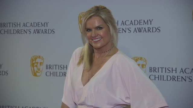 Katy Hill at The British Academy Children's Awards at The British Academy Children's Awards at The Roundhouse on November 22 2015 in London England