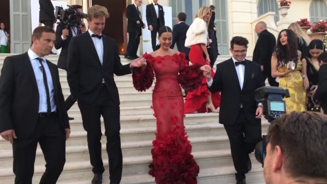 Katy Perry at amfAR's 23rd Cinema Against AIDS Gala Arrivals at Hotel du CapEdenRoc on May 19 2016 in Cap d'Antibes France