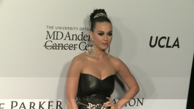 Katy Perry at Sean Parker And The Parker Foundation Celebrate The Launch Of The Parker Institute For Cancer Immunotherapy on April 13 2016 in Los...