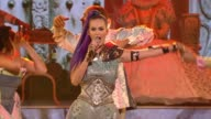 Katy Perry sings Part Of Me at Nickelodeon's 25th Annual Kids' Choice Awards on 3/31/12 in Los Angeles CA