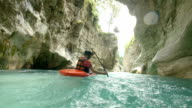 HD: Kayak nel Canyon