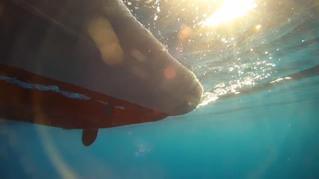 HD: Kayaking In The Sea
