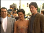 Keanu Reeves at the 'A Walk In The Clouds' Premiere at the Los Angeles County Museum of Art in Los Angeles California on August 8 1995
