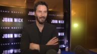 INTERVIEW Keanu Reeves on getting older keeping his youthful looks comeback film Zayn Malik leaving One Direction making a second film at 'John Wick'...
