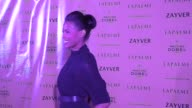 Kearran Giovanni at The Continental Club Los Angeles Winter Soiree hosted by AnnaLynne McCord at Celebrity Sightings in Los Angeles on January 08...