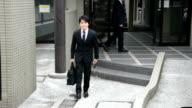 Kei Komuro leaves his home on the morning of May 17 Yokohama Japan Princess Mako is making preparations for her engagement with her former classmate...