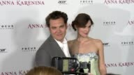 Keira Knightley Joe Wright at Anna Karenina Premiere Presented By Focus Features on 11/14/12 in Los Angeles CA