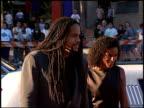 Keith Hamilton Cobb at the NAACP Image Awards at Pasadena Civic Auditorium in Pasadena California on April 6 1996