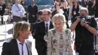 Keith Urban Nicole Kidman arriving to the 52nd Academy Of Country Music Awards in Celebrity Sightings in Las Vegas