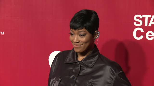 Keke Palmer at the 2016 MusiCares Person of The Year Honoring Lionel Richie at Los Angeles Convention Center on February 13 2016 in Los Angeles...