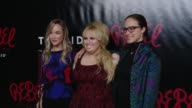 Kelley Jakle Rebel Wilson Alexis Knapp at Tracy Paul Company Presents Rebel Wilson for TORRID at MILK in Los Angeles CA