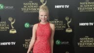 Kelli Goss at the 2014 Daytime Emmy Awards at The Beverly Hilton Hotel on June 22 2014 in Beverly Hills California