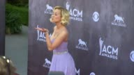 Kellie Pickler at the 49th Annual Academy of Country Music Awards Arrivals at MGM Grand Garden Arena on April 06 2014 in Las Vegas Nevada