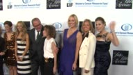 Kelly Chapman Meyer Anne Douglas Jaime Tisch Quinn Ezralow Marion Laurie Sheryl Crow Rita Wilson at An Unforgettable Evening Benefiting The...