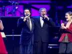 Kelly Clarkson Marc Anthony Tony Bennett and Madeleine Peyroux performing at the Singers and Songs Celebration of Tony Bennett's 80th Birthday By...