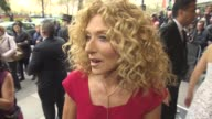 INTERVIEW Kelly Hoppen on the event working in Asia Zayn Malik at The Asian Awards at Grosvenor House on April 17 2015 in London England