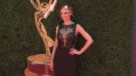 Kelly Kruger at the 44th Annual Daytime Emmy Awards at Pasadena Civic Auditorium on April 30 2017 in Pasadena California