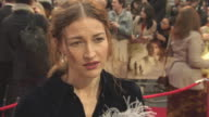 INTERVIEW Kelly MacDonald on the appeal of AA Milne working with the cast coming back to British cinema at 'Goodbye Christopher Robin' Premiere at...