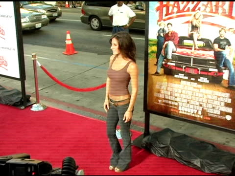 Kelly Monaco at the 'The Dukes of Hazzard' Los Angeles Premiere at Grauman's Chinese Theatre in Hollywood California on July 28 2005