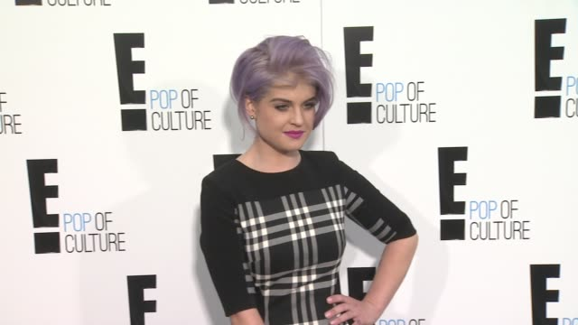 Kelly Osbourne at E Upfront 2012 at Gotham Hall on April 30 2012 in New York New York