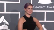 Kelly Osbourne at The 55th Annual GRAMMY Awards Arrivals in Los Angeles CA on 2/10/13