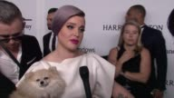 INTERVIEW Kelly Osbourne says the work amfar does speaks for itself on events like this working to make the disease history at 7th Annual amfAR...