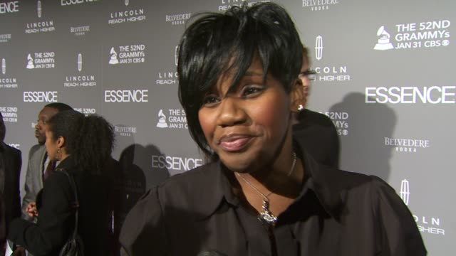 Kelly Price on Mary J Blige and on why Essence Magazine is so important at the ESSENCE Black Women In Music Honoring Mary J Blige at West Hollywood CA
