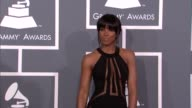 Kelly Rowland at The 55th Annual GRAMMY Awards Arrivals 2/10/2013 in Los Angeles CA