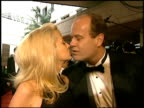 Kelsey Grammer at the 1997 Golden Globe Awards at the Beverly Hilton in Beverly Hills California on January 19 1997