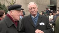 Ken Livingstone at Tiger Territory Royal Opening at London Zoo on March 20 2013 in London England
