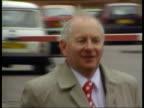 Ken Richardson jailed for plotting arson LIB Doncaster Ext Ken Richardson along PAN