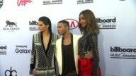 Kendall Jenner Jordan Dunn and Olivier Rousteing at MGM Grand on May 17 2015 in Las Vegas Nevada