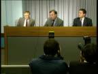 PARDON Kenneth Clarke press conference