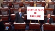 Kentucky Senator Rand Paul argues against a ten week extension in government funding calling a continuing resolution is steaming pile of the same old...