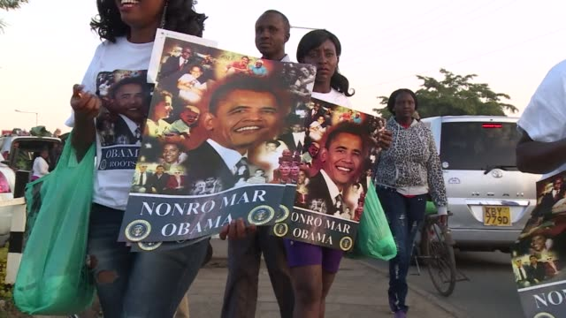 Kenya is eagerly anticipating the visit of US President Barack Obama to the homeland of his father