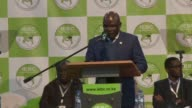 Kenyan IEBC chairman says that the electoral commission is independent after opposition coalition the National Super Alliance claimed confidential...