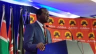 Kenyan President Uhuru Kenyatta appears headed for re election but his rival Raila Odinga claims a massive hacking attack has manipulated results...