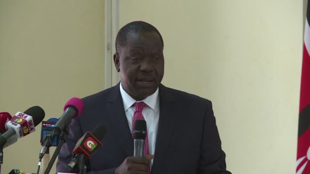 Kenyan security minister says security services are ready to ensure a calm and peaceful repeat of the presidential election on October 26 and asks...