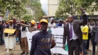 Kenyans take to the streets both in support of and against President Uhuru Kenyatta after the Supreme Court placed the blame for last month's...