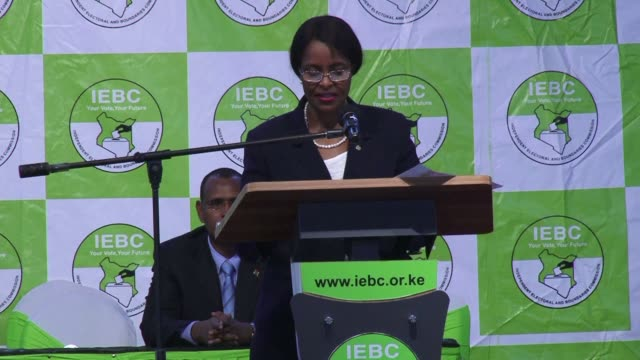Kenya's election commission says the result of a highly contentious presidential election will be announced this afternoon despite voting not taking...