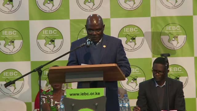 Kenya's electoral commission said Thursday it only expects all presidential results to arrive at the national tallying centre by midday Friday for...