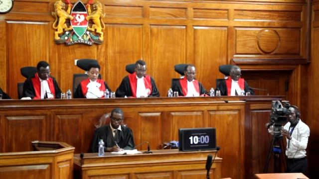 Kenya's Supreme Court delivered a decisive verdict on the East African country's presidential elections saying that the Oct 26 rerun was valid on...