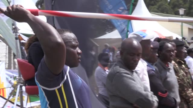 Kenya's world javelin champion and Olympic medallist Julius Yego said he was lucky to be alive after a car crash