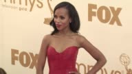 Kerry Washington at the 63rd Primetime Emmy Awards Arrivals Part 2 at Los Angeles CA