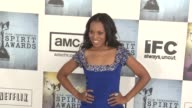 Kerry Washington at the Film Independent's 2009 Spirit Awards Arrivals Part 3 at Los Angeles CA