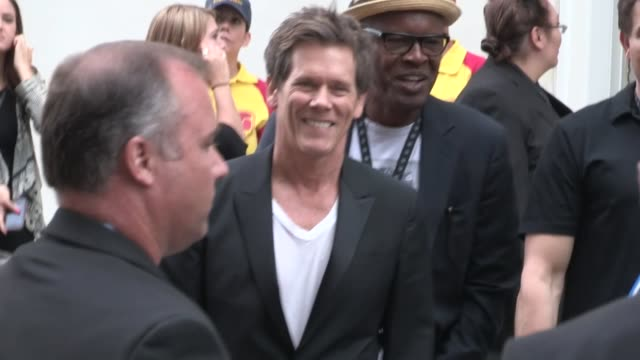 Kevin Bacon at ComicCon in San Diego CA on 7/19/13
