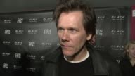 Kevin Bacon on what he's looking forward to at tonight's event on what message he would like to send to Barack Obama on what his first love smelled...