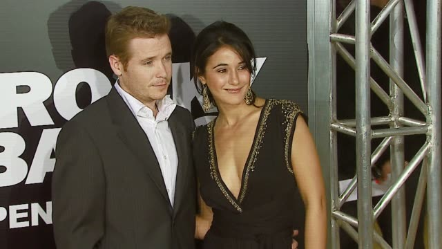 Kevin Connolly at the MGM's 'Rocky Balboa' World Premiere at Grauman's Chinese Theatre in Hollywood California on December 13 2006